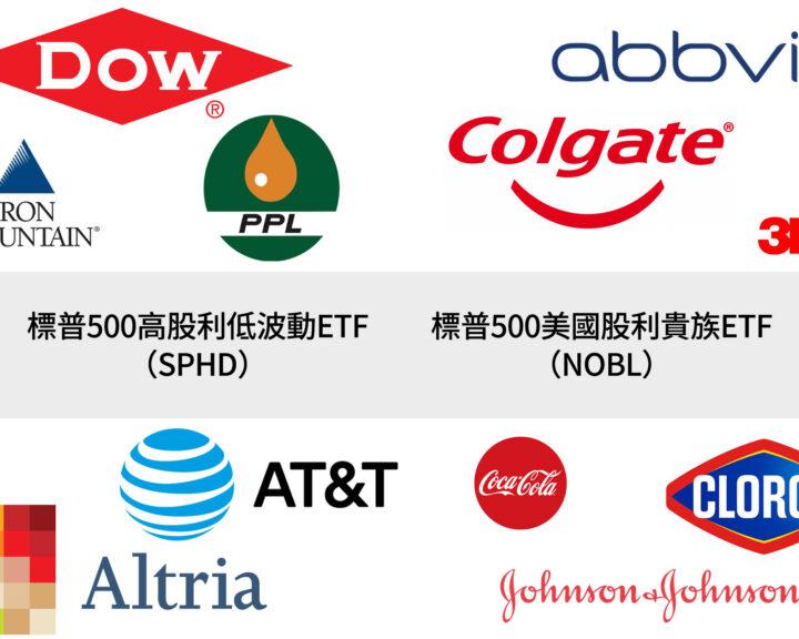 標普500高股利低波動ETF(SPHD)和美國股利貴族ETF(NOBL)可能是你更理想的選擇