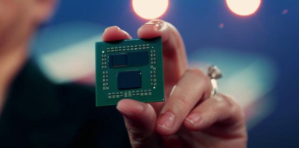 AMD與台積電合作先進的封裝與晶片堆疊技術